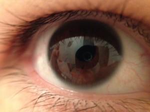 olho macro